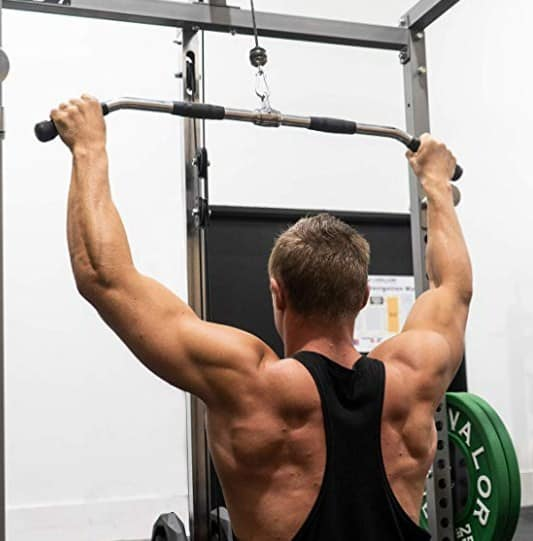Body Solid Lat Pulldown Bar