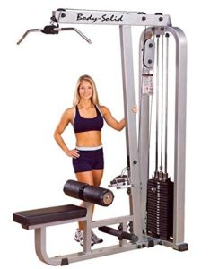 Body-Solid SLM-300G/2 LAT Machine