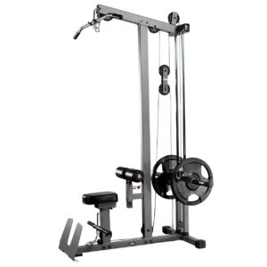 XMark Lat Pulldown with Low Row Cable Machine XM-7618