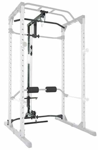 Body Solid Power Rack And Lat Package