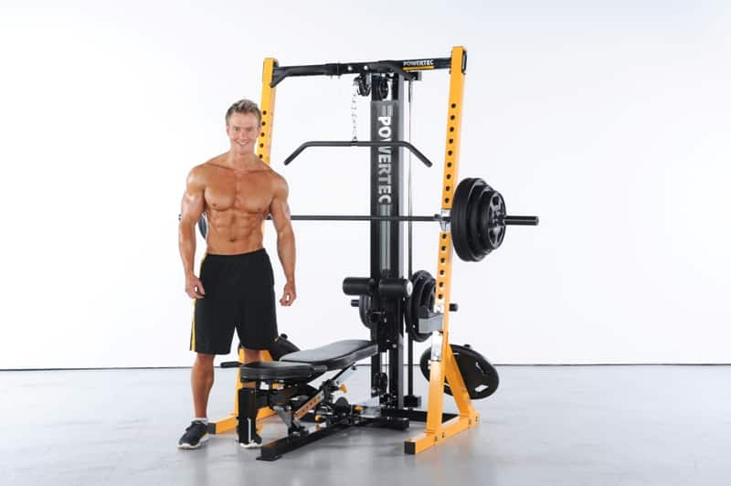 Admirable 4 Best Squat Rack With Bench Press Machine Complete Guide Lamtechconsult Wood Chair Design Ideas Lamtechconsultcom