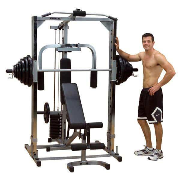 power rack machine