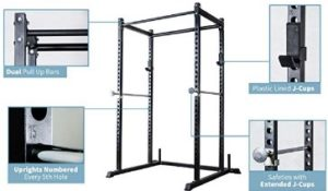 Short Power Rack