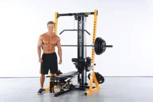 Overview Of The Top Squat Racks With Bench Press