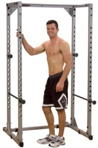 PowerLine by Body-Solid Power Rack (PPR200X)