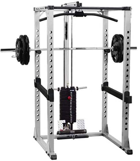 6 Best Power Rack With Lat Pulldown Machine Of 2019