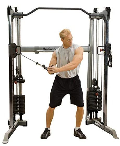 Body Solid Functional Cable Cross Training Center