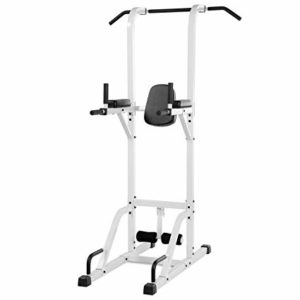 X-mark Power Tower with Dip Station and Pull up Bar XM-4432