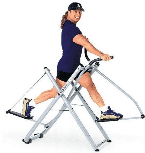 Gazelle Freestyle Machine