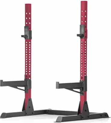 XMark Multi-Function Adjustable Squat Rack