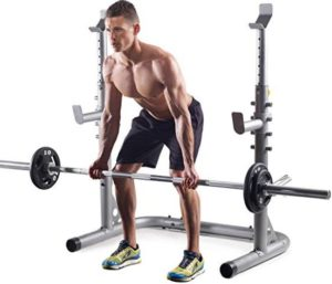 Golds Gym GGBE20615 XRS 20 Squat Rack