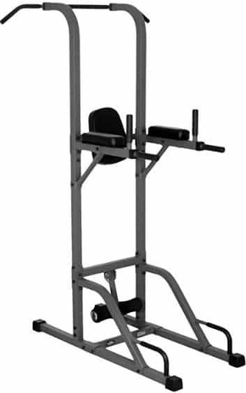 XMark VKR Vertical Knee Raise with Dip and Pull-up Station Power Tower XM-4432