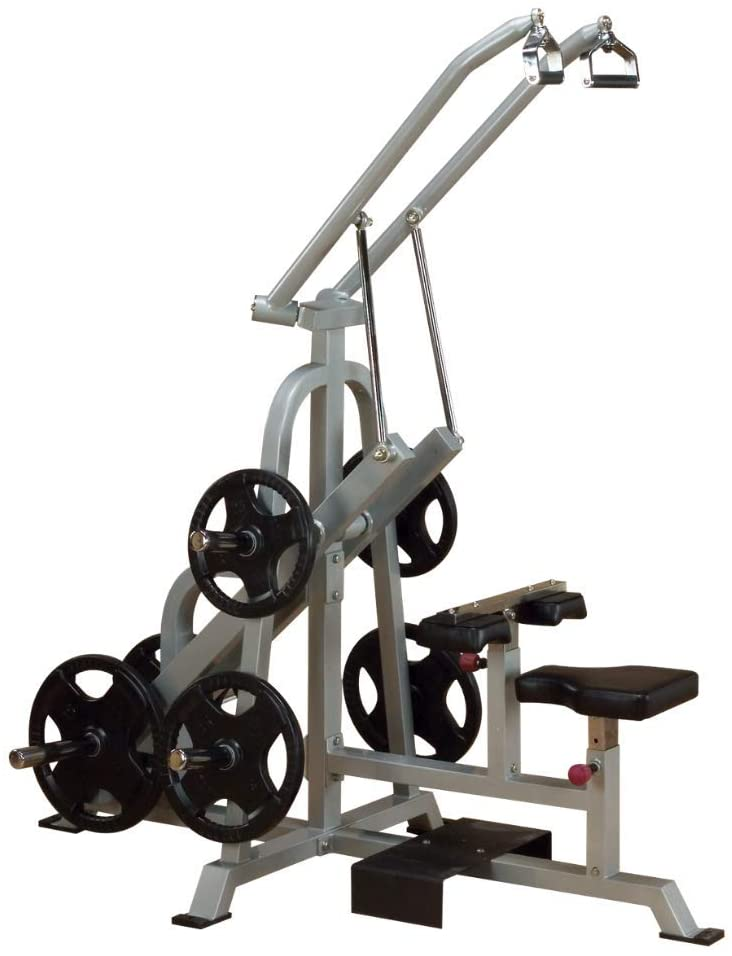 Valor Fitness CB-12 Leverage Loading Leverage Pulldown