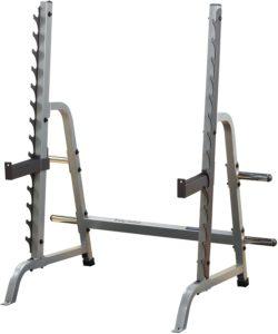 Body Solid Multi-Press Rack