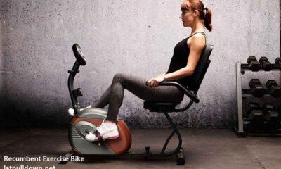 Recumbent Exercise Bike 2021