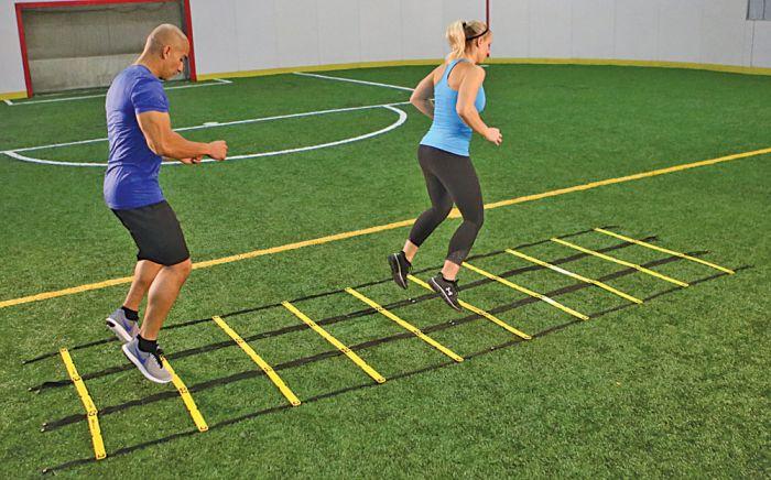 Agility Ladder Exercise