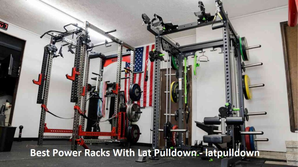 Best Squat Racks 2021 with latpulldown